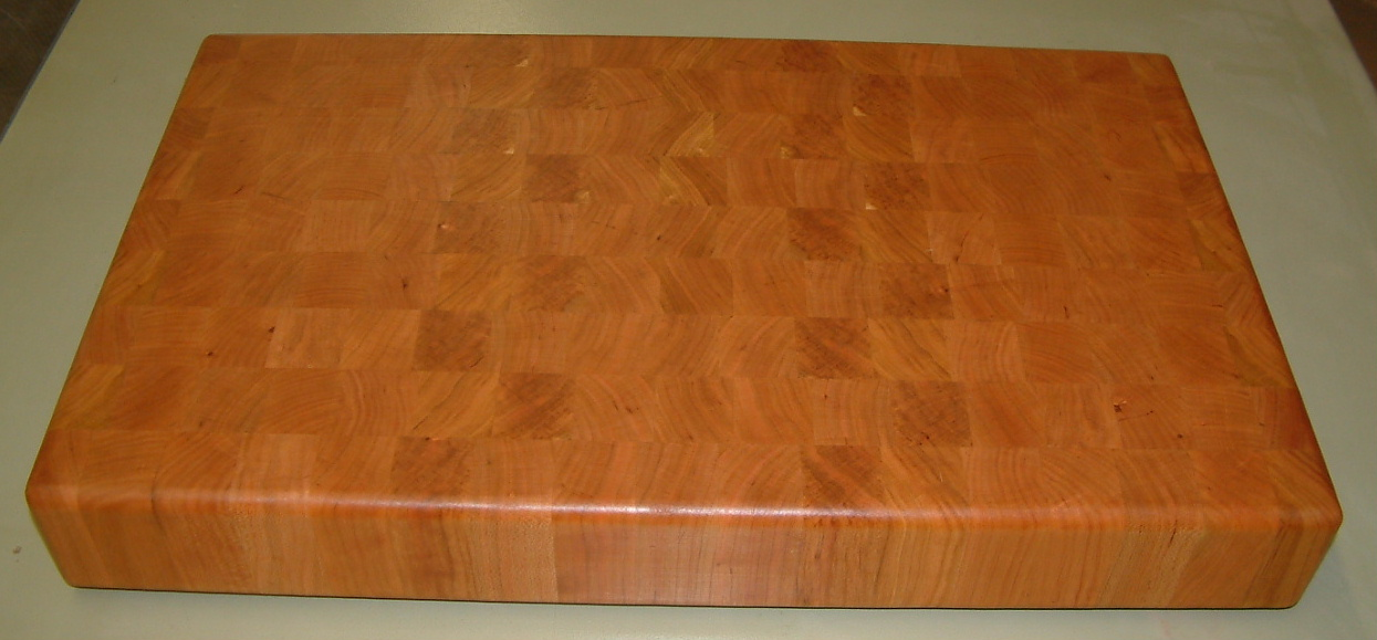 wood working idea free end grain cutting board plans. Black Bedroom Furniture Sets. Home Design Ideas